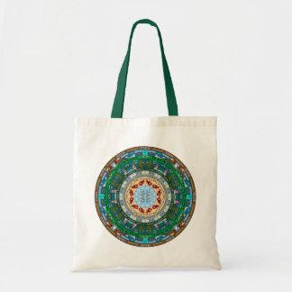 Maine-Staatmandala-Taschen-Tasche Tragetasche