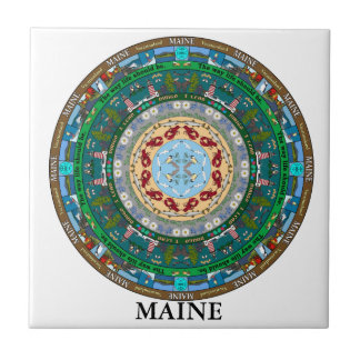 Maine-Staats-Keramik-Fliese Keramikfliese