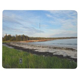 Maine-Strand Taschennotizbuch