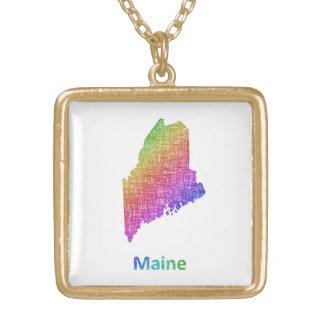 Maine Vergoldete Kette
