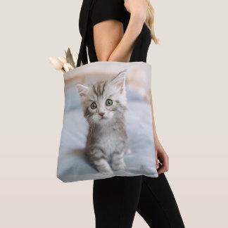 Maine-Waschbär-Kätzchen Tasche