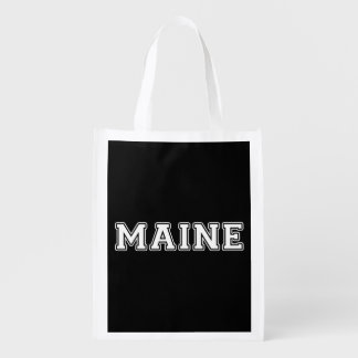 Maine Wiederverwendbare Einkaufstasche
