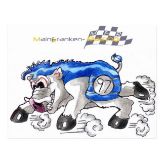 Mainfranken-racing Postkarten