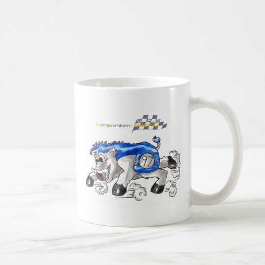 Mainfranken-racing Tasse