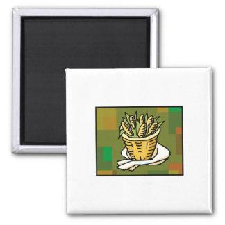 Mais für Kwanzaa Magnete
