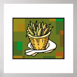 Mais für Kwanzaa Plakate