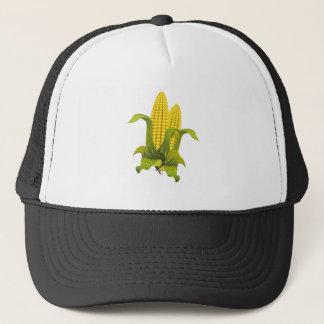 Maiskolben corn cobs truckerkappe