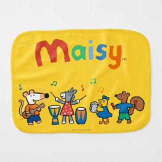 Maisy- und Freund-Spiel in der Band Baby Spucktuch