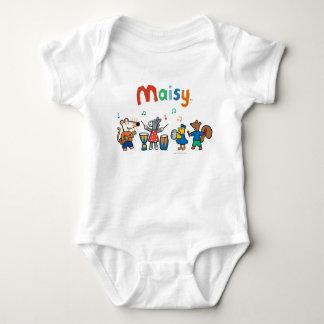 Maisy- und Freund-Spiel in der Band Baby Strampler