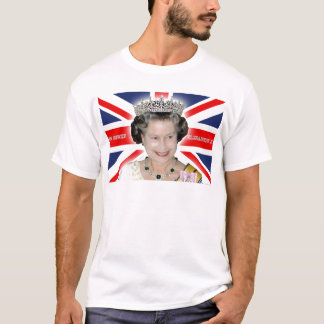 MAJESTÄT Königin Elizabeth II - ProFoto T-Shirt