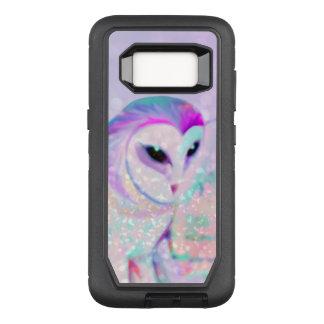 Majestätische Eule OtterBox Defender Samsung Galaxy S8 Hülle