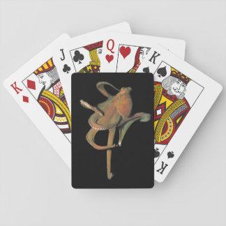 Majestätische Kraken-Spielkarten Spielkarten