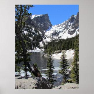 Majestätische Natur in Estes Park-Colorado-Plakat Poster