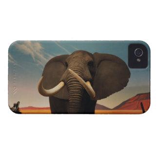 Majestätische Statur iPhone 4 Cover