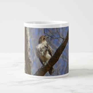 Majestätischer Falke Jumbo-Tasse