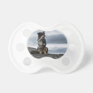 Majestätischer Hund Schnuller