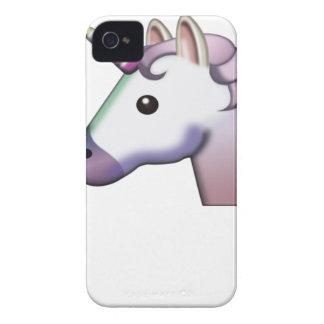 Majestätisches Einhorn Emoji Case-Mate iPhone 4 Hüllen
