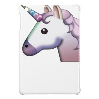 Majestätisches Einhorn Emoji iPad Mini Hülle