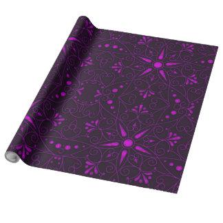 majestätisches Muster E Geschenkpapier