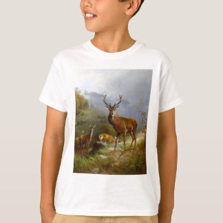 Majestätisches Rotwild ~ T-Shirt