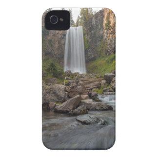 Majestätisches Tumalo fällt in Mitteloregon USA iPhone 4 Cover