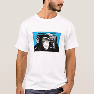 Majestic Collection Kong Life Music T-Shirt