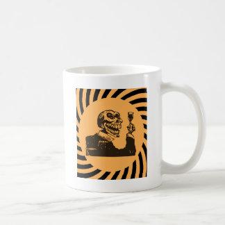 Makaber: Dia de Los Muertos - ein Toast Kaffeetasse