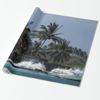 Makalawena Strand Geschenkpapier