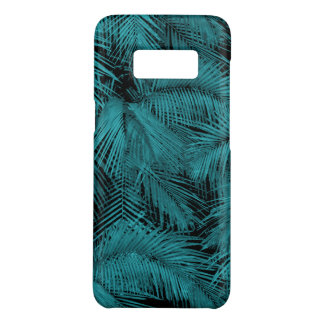 Makana Palmen-hawaiisches aquamarines tropisches Case-Mate Samsung Galaxy S8 Hülle