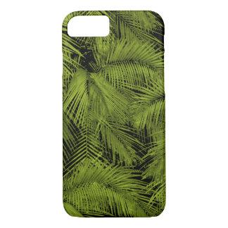 Makana Palmen-hawaiisches grünes tropisches iPhone 8/7 Hülle