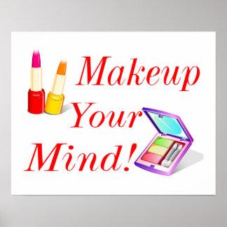 Make-up Ihr Verstand! Poster