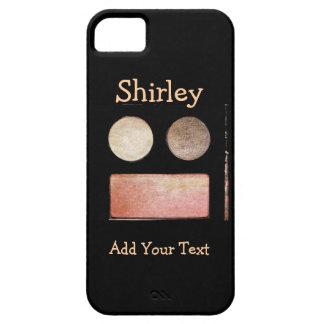 Make-up Palette-Gesicht durch Shirley Taylor Schutzhülle Fürs iPhone 5