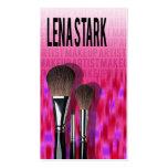 Make-up Proi - MaskenbildnerCosmetologist Visitenkarten