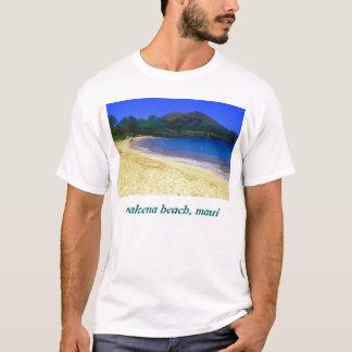 Makena Strand Maui Hawaii T-Shirt