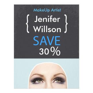 Makeup Artist Discount Offer