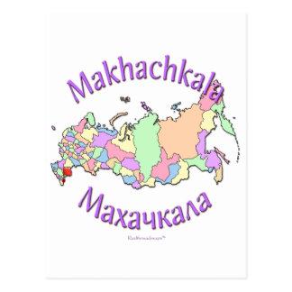 Makhachkala Russland Postkarten