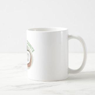 Makin ich Kokosnüsse Kaffeetasse