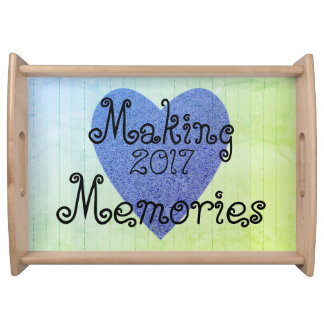 MAKING_MEMORIES-Wood_Template_-Wainscoting-BlueH Serviertablett