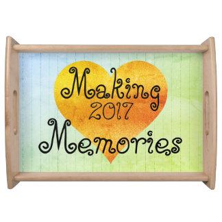 MAKING_MEMORIES-Wood_Template_-Wainscoting-Gold Serviertablett