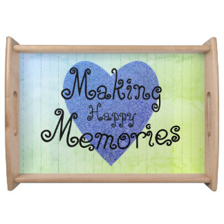 MAKING_MEMORIES-Wood_Template_-Wainscoting-HAPPY- Tablett