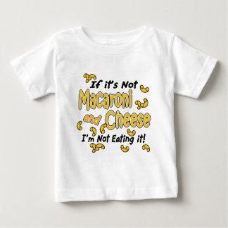 Makkaroni mit Käse Baby T-shirt