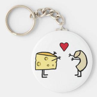 Makkaroni mit Käse Schlüsselband