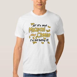 Makkaroni mit Käse T Shirt