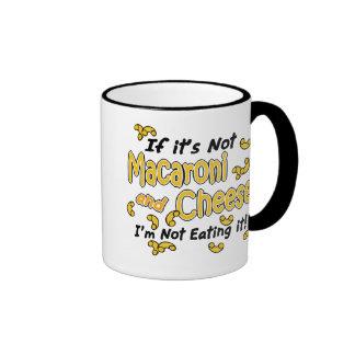 Makkaroni mit Käse Kaffeehaferl