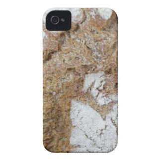 MakroFoto der Oberfläche des braunen Brotes iPhone 4 Hülle
