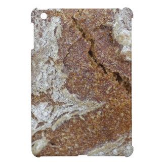 MakroFoto der Oberfläche des braunen Brotes von iPad Mini Hülle