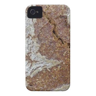 MakroFoto der Oberfläche des braunen Brotes von iPhone 4 Hülle