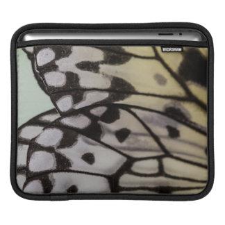 Makronymphen-Schmetterlings-Flügel iPad Sleeve