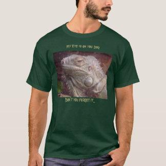 Malachit der Leguan T-Shirt