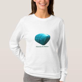 Malachit für Freigabe-T - Shirt durch